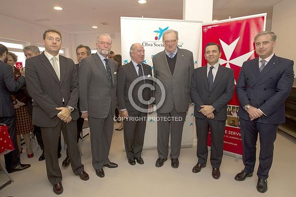Visita Orden de Malta 9 de diciembre 2015